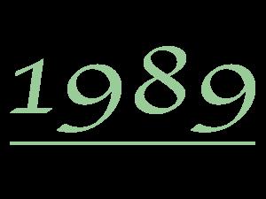 1989 ロゴ